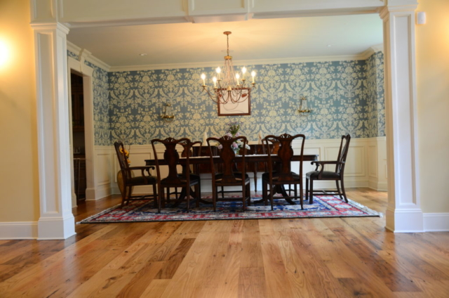 formal-dining-room-newly-installed-floors-following-flood