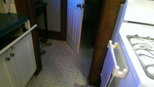 kitchen-prior-to-replacement-of-old-linoleum-floor