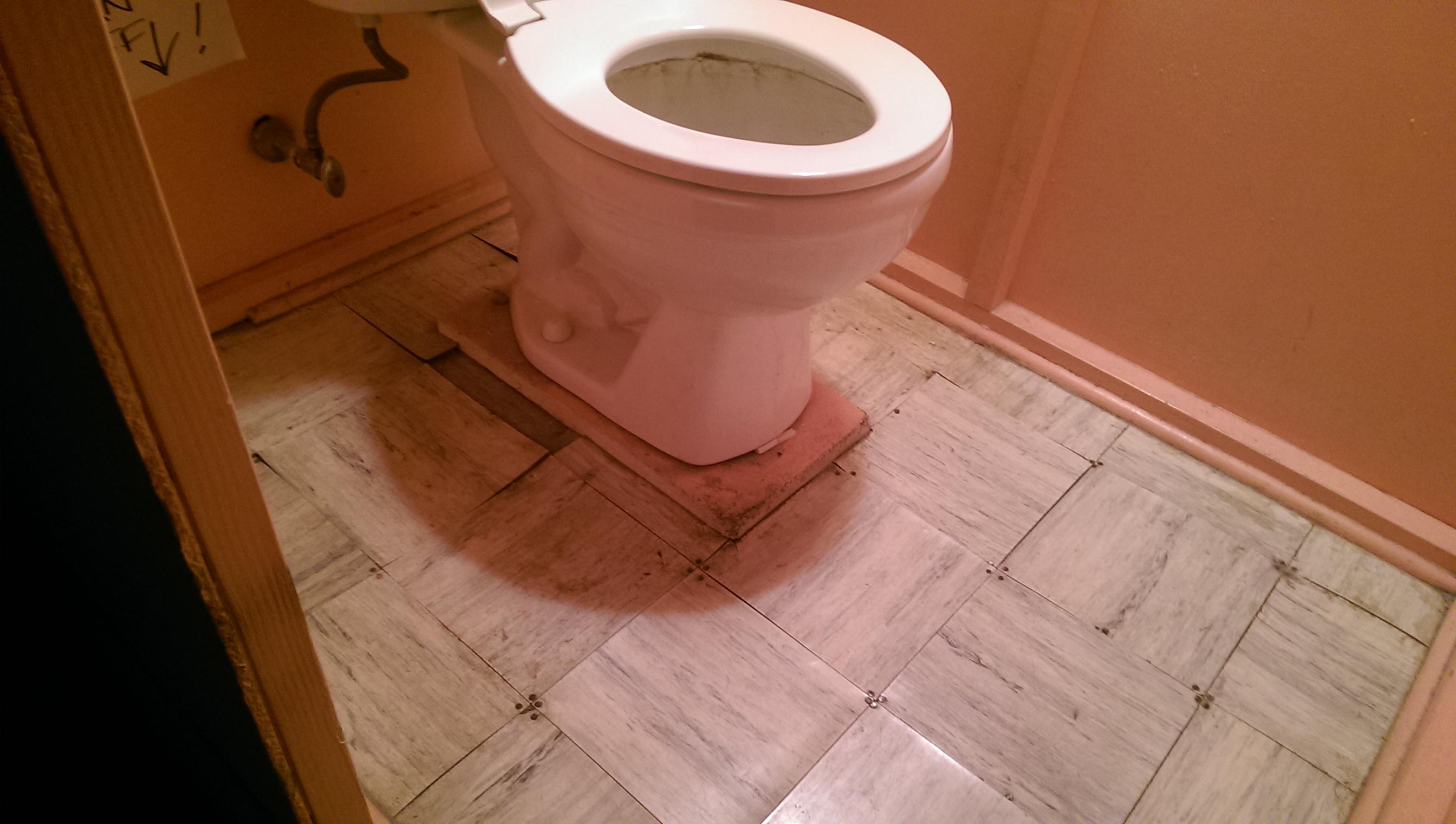 toilet-with-original-linoleum-flooring