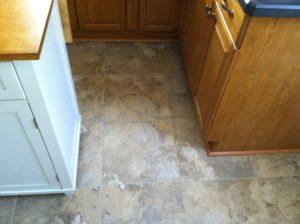 Bogota Kitchen Floor Project