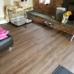 Hillsdale - Luxury Vinyl Plank installed to replace old carpet