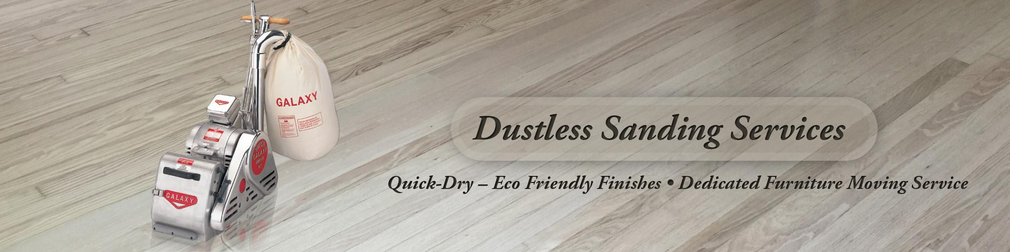 Dustless Sanding Specialists in New Jersey