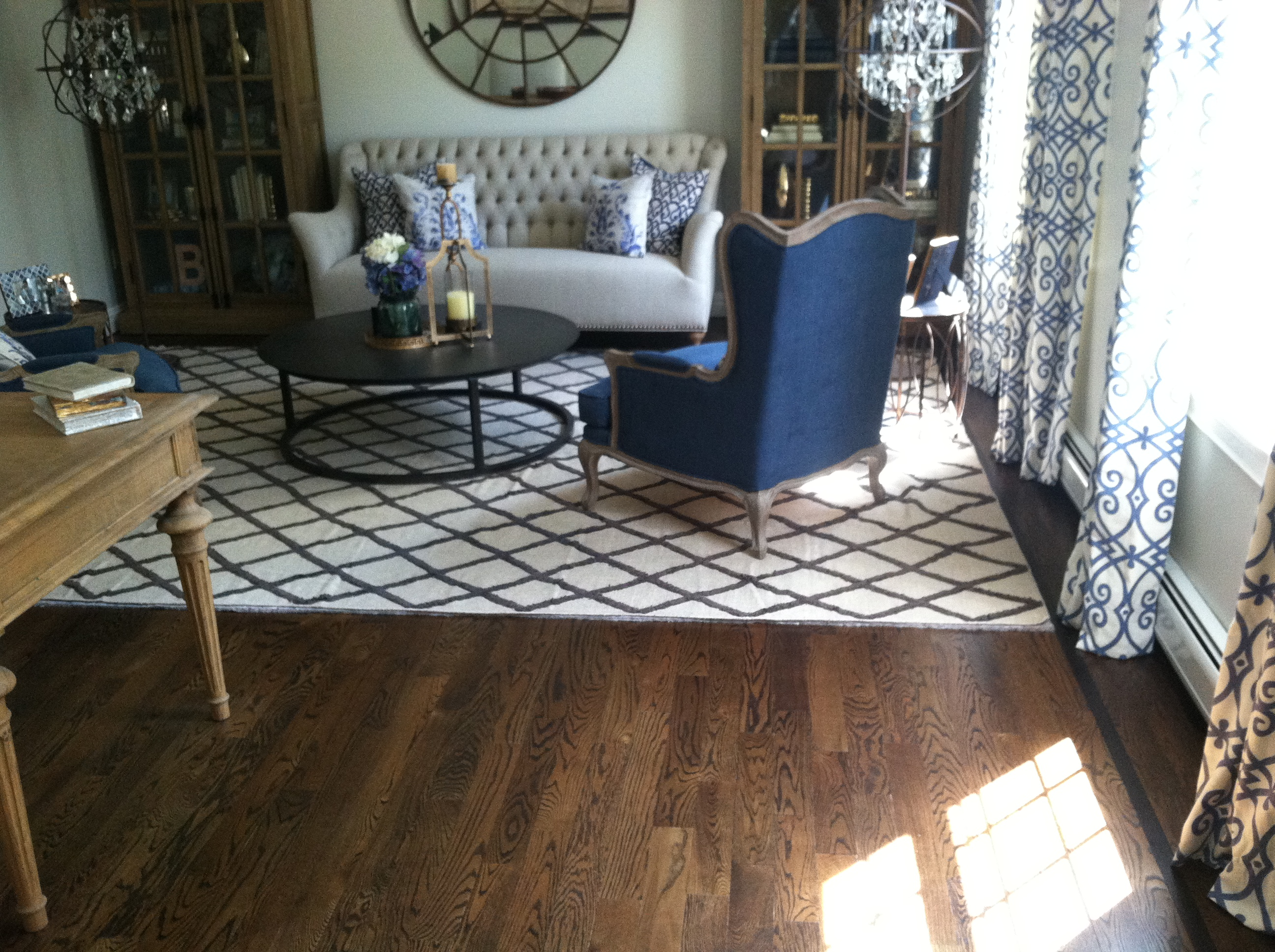 family-room-following-dustless-sanding-and-refinishing-of-floors